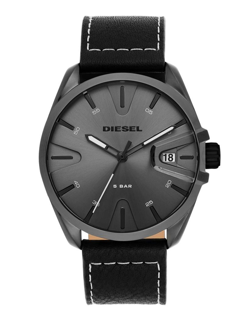 DIESEL DIESEL/(M)MS9_DZ1924 ウォッチステーションインターナショナル ファッショングッズ 腕時計 ブラック【送料無料】