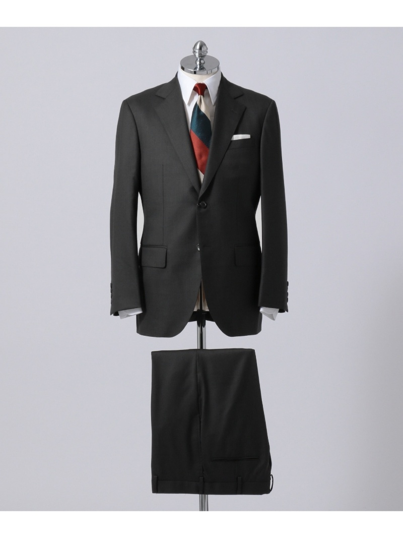 【SALE/20%OFF】J.PRESS MEN シャークスキン スーツ ジェイプレス ビジネス/フォーマル【RBA_S】【RBA_E】【送料無料】