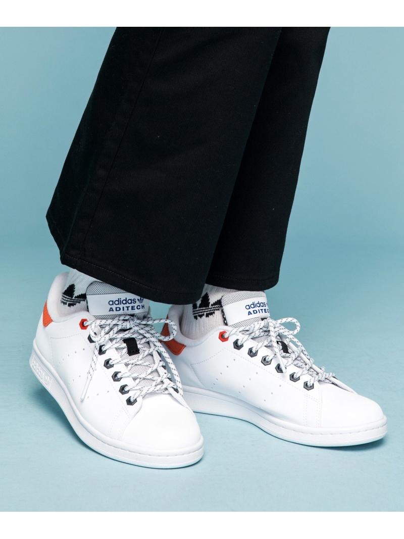 adidas Originals (M)STAN SMITH アディダス シューズ スニーカー/スリッポン ホワイト【送料無料】