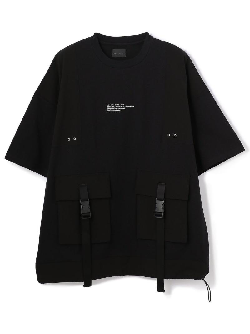 LHP DankeSchon/ダンケシェーン/NSCARGOT-SHIRTS エルエイチピー カットソー Tシャツ【送料無料】