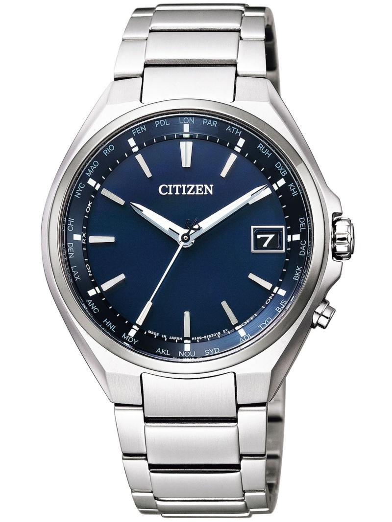 ATTESA ATTESA/(M)エコ・ドライブ電波時計 ダイレクトフライト CB1120-50L シチズン ファッショングッズ 腕時計 ブルー【送料無料】