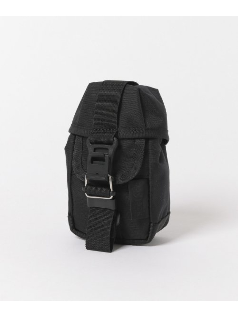 URBAN RESEARCH bagjackTCLHNTRpouch アーバンリサーチ バッグ ポーチ ブラック【送料無料】