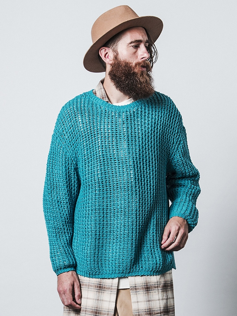 【SALE/30%OFF】CHORD NUMBER EIGHT BALLOON COTTON KNIT ガーデン ニット【RBA_S】【RBA_E】【送料無料】