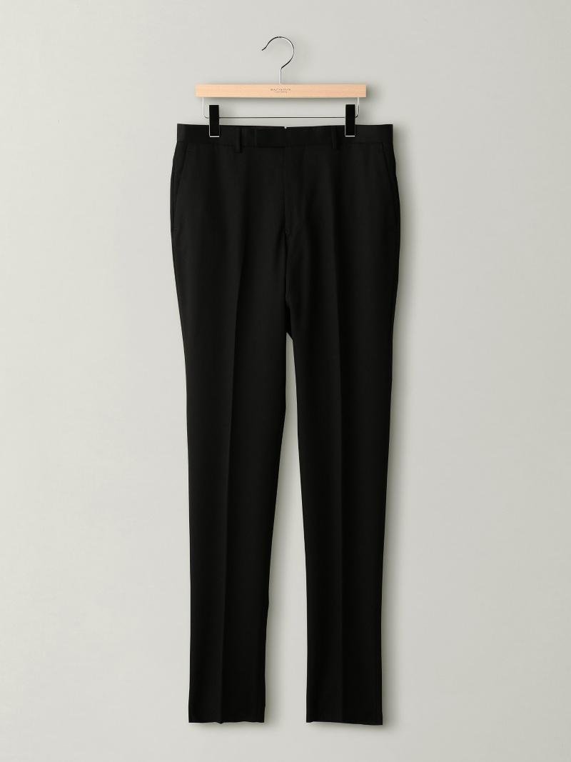 BEAUTY & YOUTH UNITED ARROWS BY Dress ブラック ノープリーツ パンツ-Tiny ビューティ&ユース ユナイテッドアローズ ビジネス/フォーマル【送料無料】