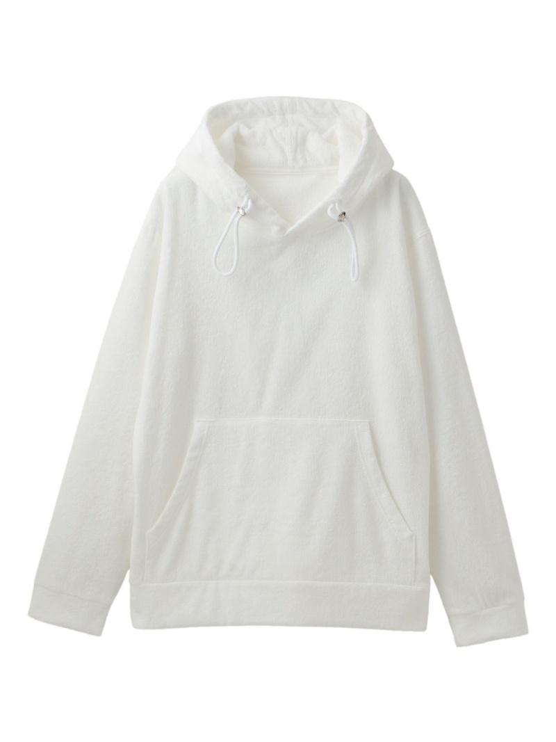 【SALE/50%OFF】LOVELESS 【LeRELN】MENパイルフーディー ラブレス カットソー Tシャツ ホワイト【RBA_E】【送料無料】