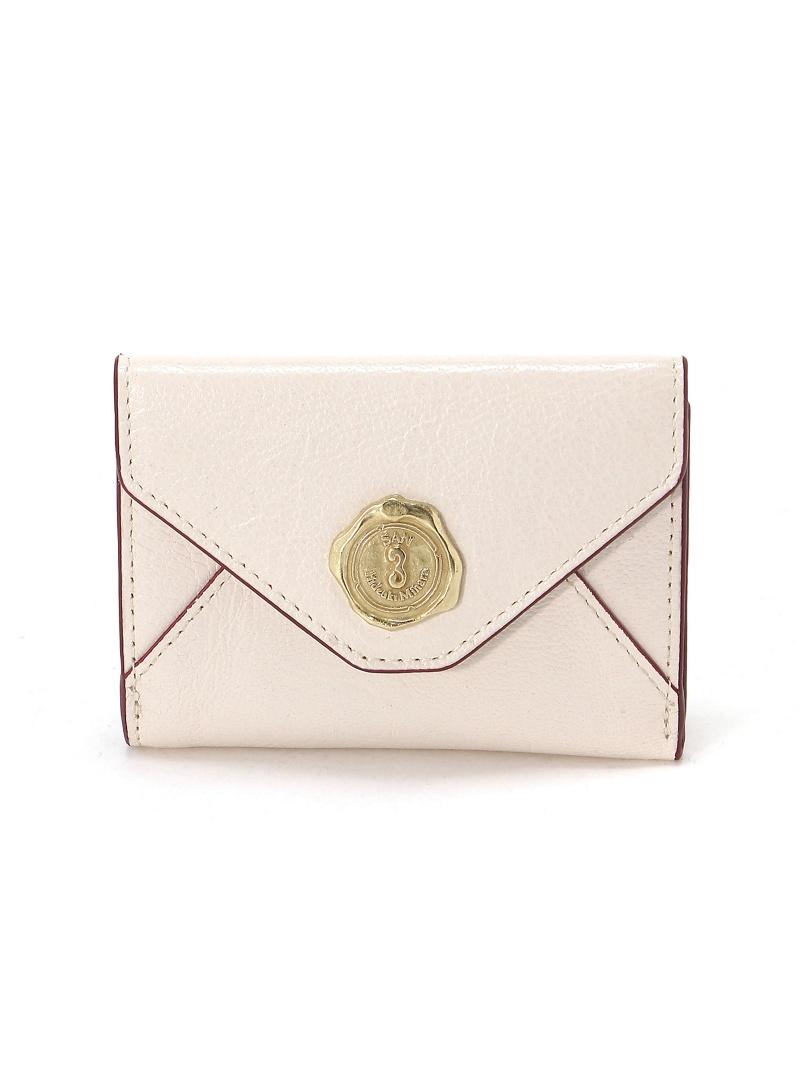 SAN HIDEAKIMIHARA/三つ折りミニ財布 アトリエフォルマーレ 財布/小物【送料無料】