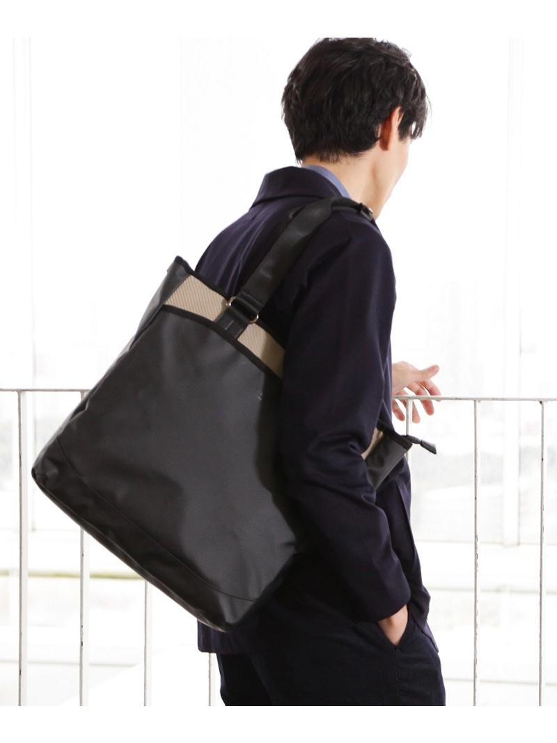 TAKEO KIKUCHI 【 WEB限定 】 ちょうどいいトートバッグ [ メンズ バッグ 撥水 トート ] タケオキクチ バッグ【送料無料】