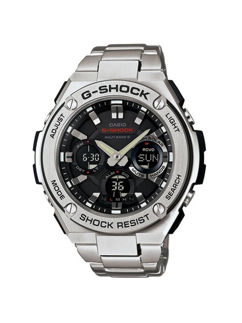 G-SHOCK/BABY-G/PRO TREK G-SHOCK/(M)GST-W110D-1AJF/G-STEEL カシオ ファッショングッズ【先行予約】*【送料無料】