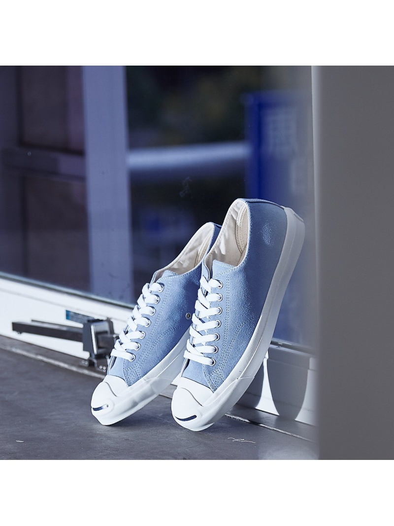 ABAHOUSE LASTWORD 【CONVERSE】JackPurcell PCSUEDE アバハウス シューズ【送料無料】