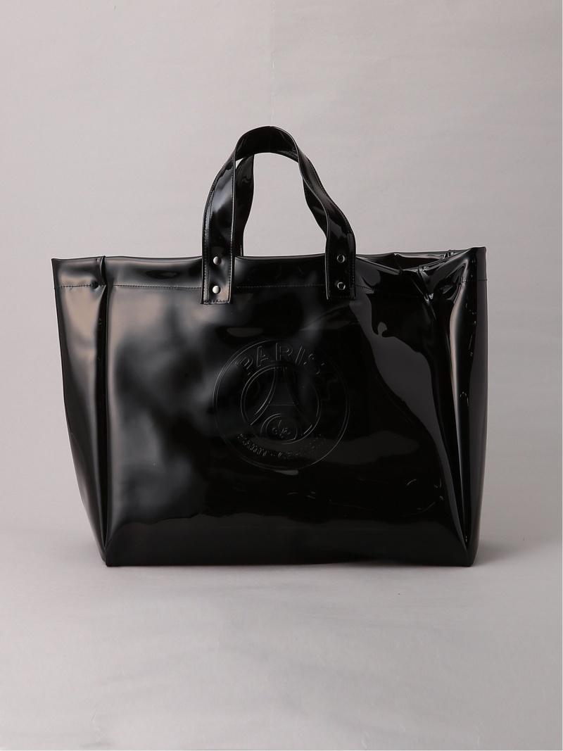 【SALE/30%OFF】ParisSaintGermain PSG jp TOTE エディフィス バッグ トートバッグ ブラック ホワイト【RBA_E】【送料無料】