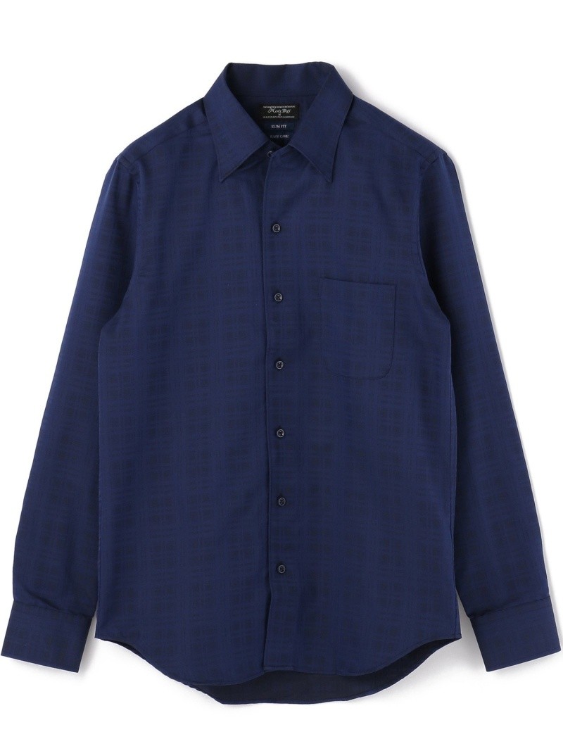 MEN'S BIGI ドレスシャツ(ワイシャツ)ビジネス&パーティー メンズ ビギ シャツ/ブラウス【送料無料】