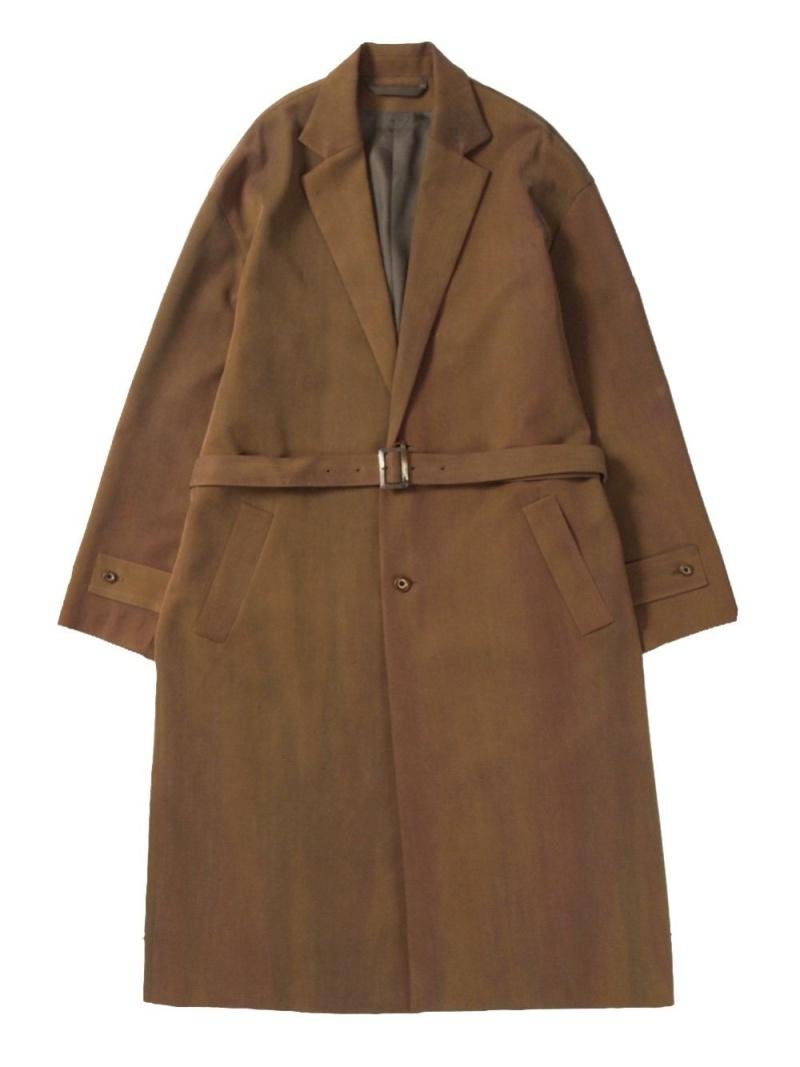 安いそれに目立つ KoH T SP Hand T Tailored Dye Over Tailored Dye Coat シーナウトウキョウ コート/ジャケット チェスターコート ブラウン【送料無料】, 楽天ビック:760b4c66 --- themezbazar.com