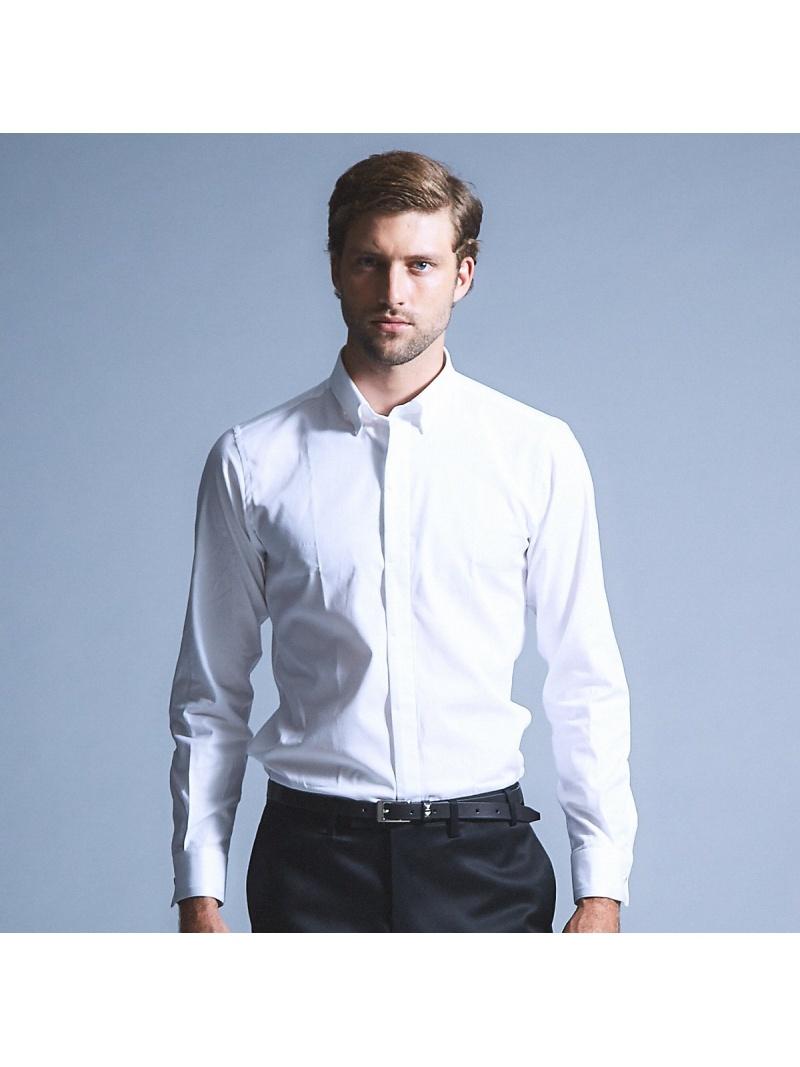 5351POUR LES HOMMES MONTI ストレッチドレスシャツ ゴーサンゴーイチプールオム シャツ/ブラウス【送料無料】