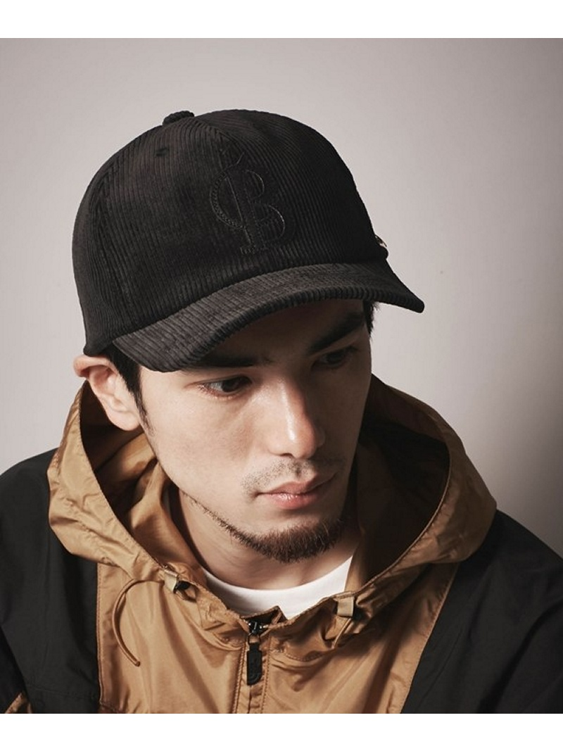 MAISON Birth 別注CORDUROY B-CAP ナノユニバース 帽子/ヘア小物【送料無料】