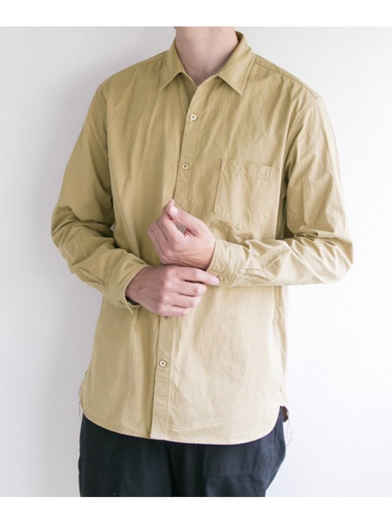 URBAN RESEARCH FREEMANS SPORTING CLUB JP TWILL WORK SHIRTS アーバンリサーチ シャツ/ブラウス【送料無料】
