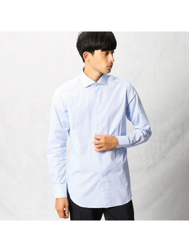 COMME CA MEN インポートドレスシャツ コムサメン シャツ/ブラウス【送料無料】