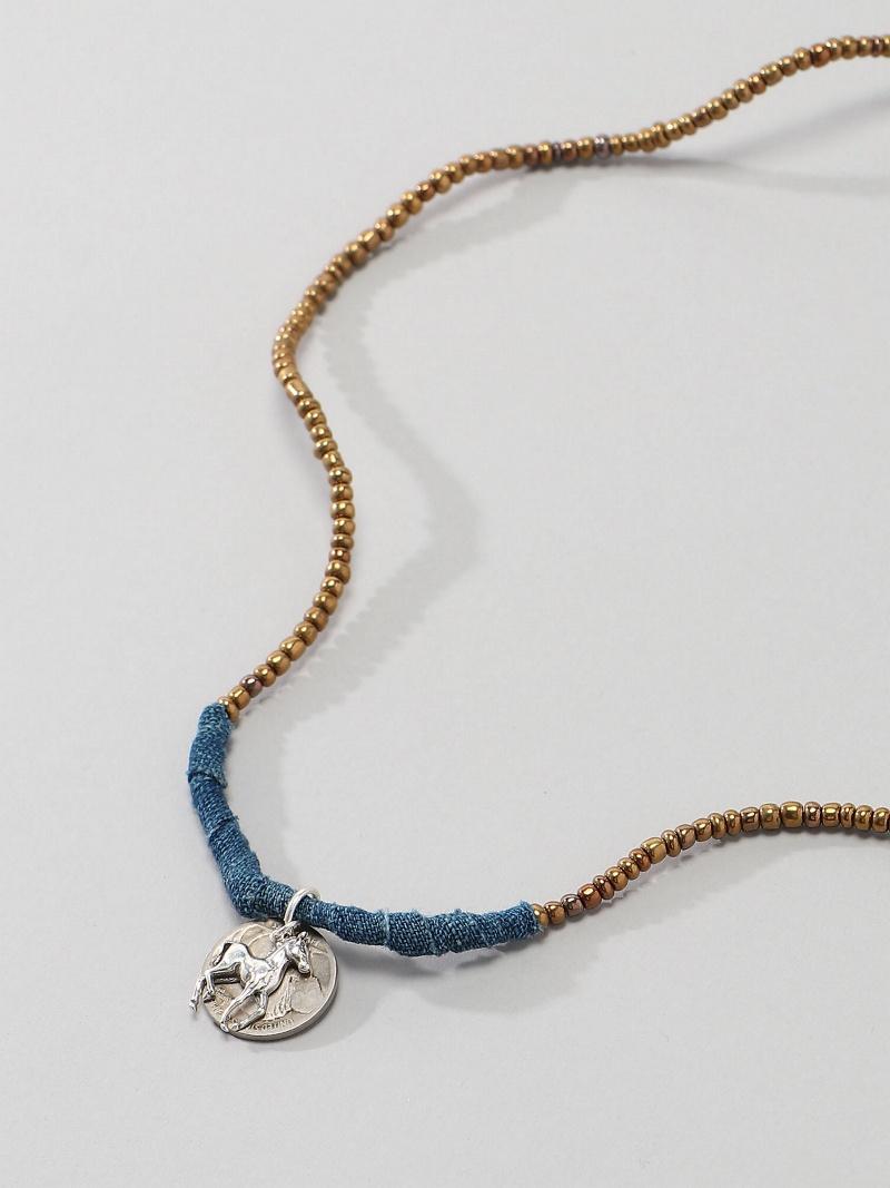 BRANCO (U)Trade Charm Necklace_branco-098 ブランコ アクセサリー【送料無料】