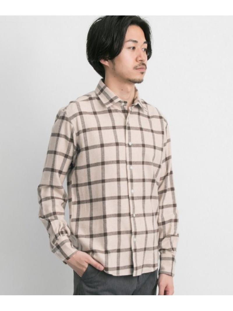 URBAN RESEARCH Tailor ビックチェックシャツ アーバンリサーチ シャツ/ブラウス【送料無料】