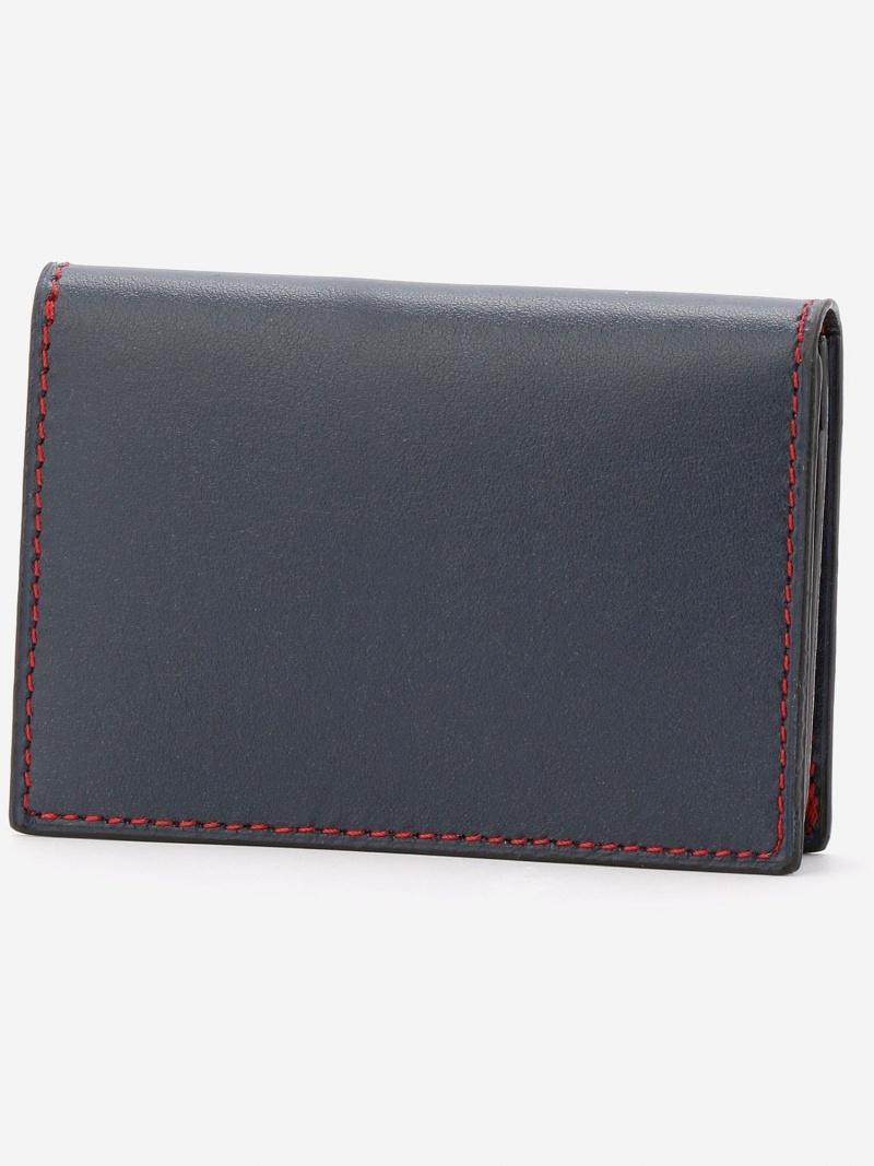 MONSIEUR NICOLE 配色2つ折りカードケース ニコル 財布/小物【送料無料】