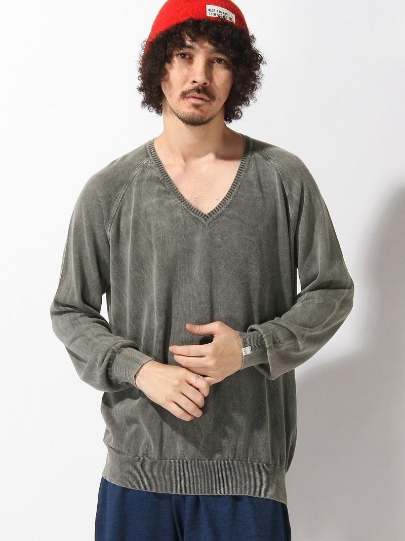 【SALE/30%OFF】nudie jeans SWEATERHOUSE/(M)Vネックニット ヌーディージーンズ / フランクリンアンドマーシャル ニット【RBA_S】【RBA_E】【送料無料】