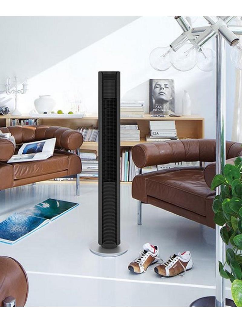 Stadler Form Stadler Form/Peter タワーファン 扇風機 ブラック アントレスクエア 生活雑貨【送料無料】