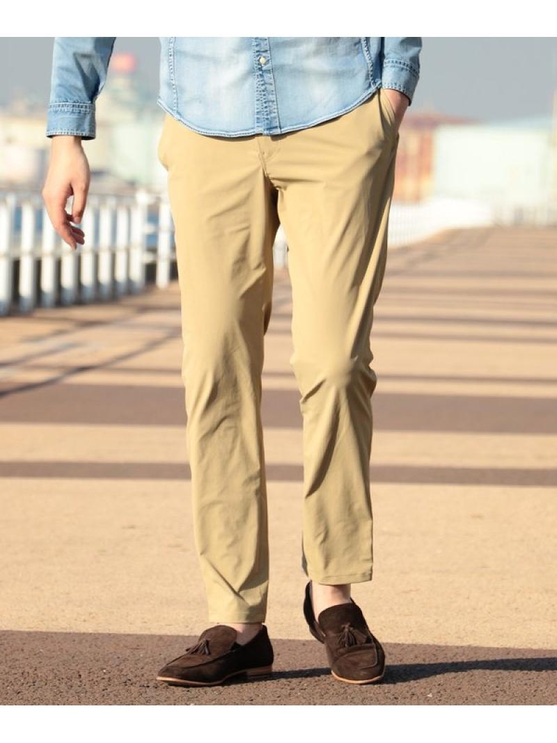 MEN'S BIGI ストレッチイージーパンツ/セットアップ可能 メンズ ビギ パンツ/ジーンズ【送料無料】
