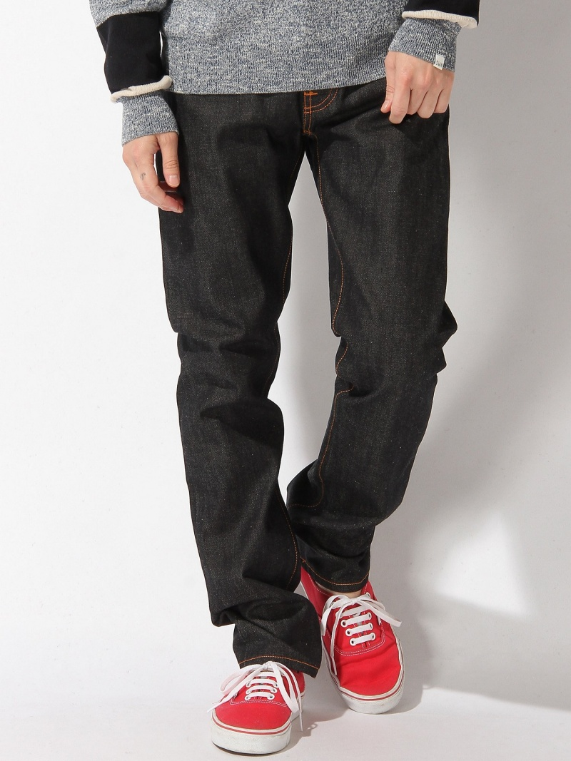 nudie jeans nudie jeans/(M)Grim Tim_スリムジーンズ ヌーディージーンズ / フランクリンアンドマーシャル パンツ/ジーンズ【送料無料】