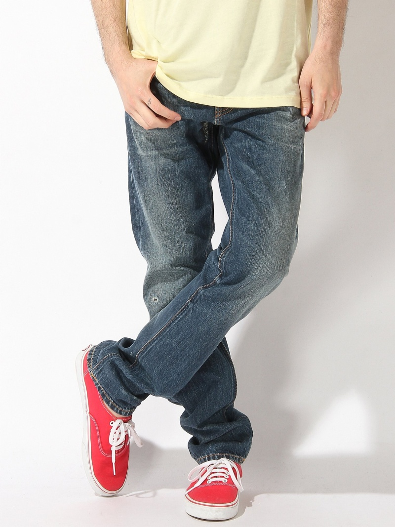 【SALE/50%OFF】nudie jeans nudie jeans/(M)Grim Tim_スリムジーンズ ヒーローインターナショナル マーケット プレイス パンツ/ジーンズ ストレートジーンズ【RBA_E】【送料無料】