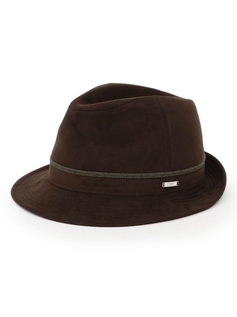 TAKEO KIKUCHI マイクロスウェードハット [ メンズ 帽子 ハット スウェード ] タケオキクチ 帽子/ヘア小物【送料無料】