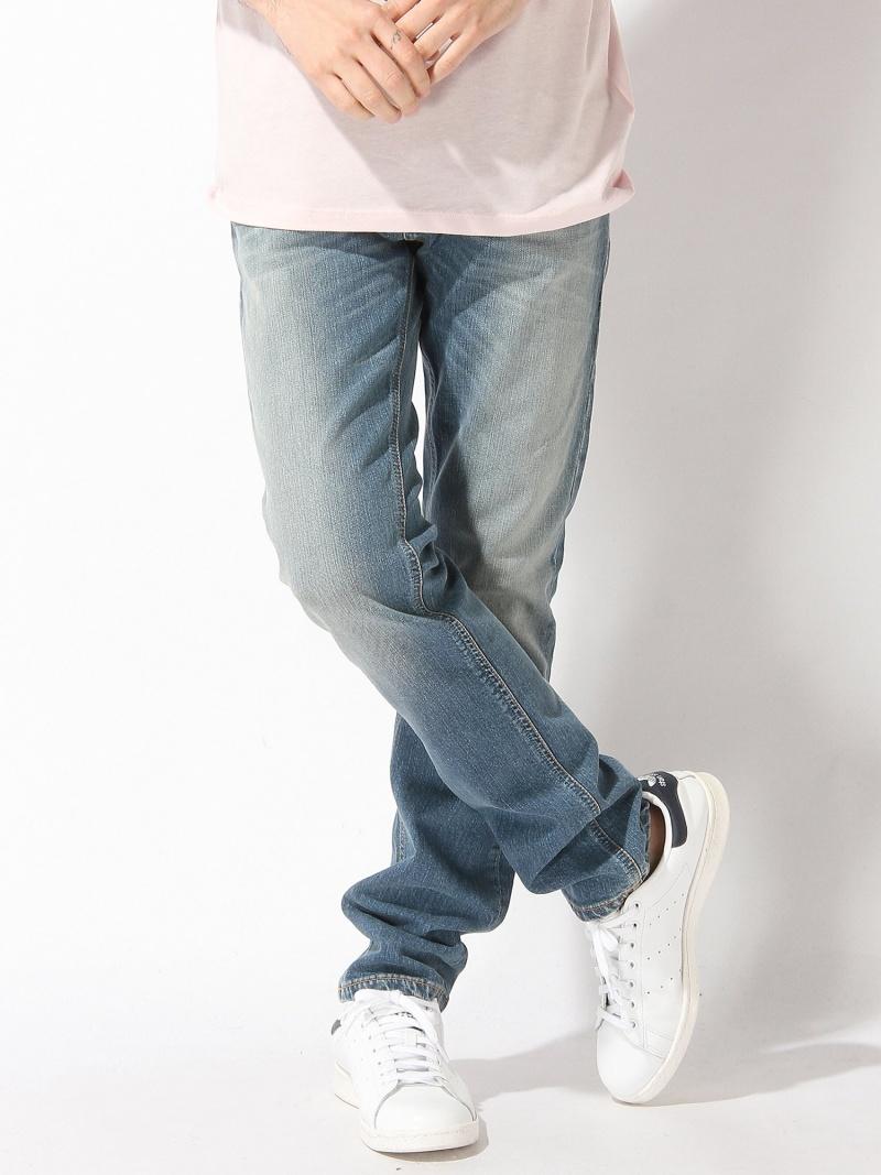 nudie jeans nudie jeans/(M)Thin Finn_スリムジーンズ ヌーディージーンズ / フランクリンアンドマーシャル パンツ/ジーンズ【送料無料】