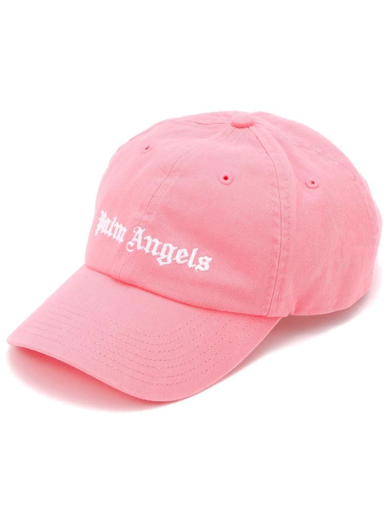LHP PalmAngels/パームエンジェルス/CLASSICLOGOCAP エルエイチピー 帽子/ヘア小物 帽子その他 ピンク【送料無料】