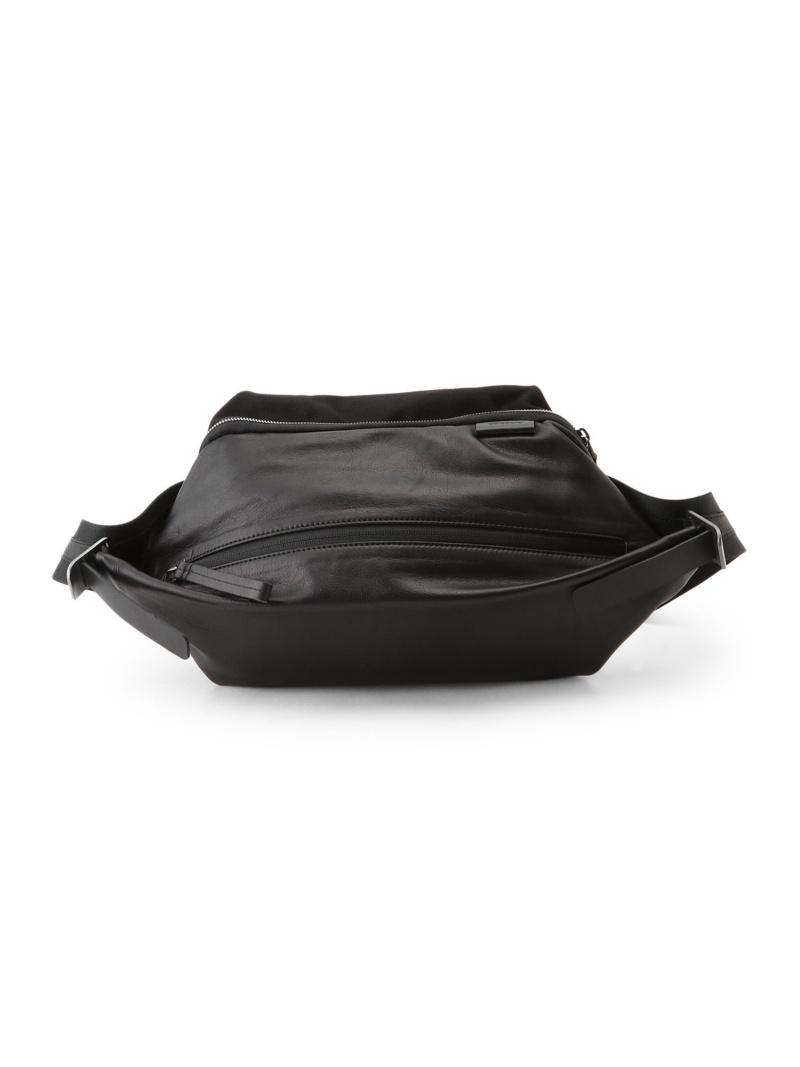 cote&ciel/(U)Isarau ウエストポーチ ブラック【送料無料】 バッグ Alias アンバイジェネラルグッズストア cote&ciel