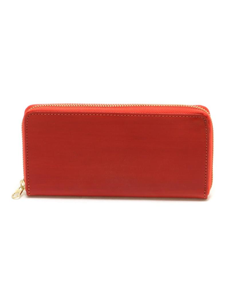 63e593df12e2 NAUGHTIAM/ヘアライン ラウンド 14OR ノーティアム 財布/小物【送料無料】 メンズ財布 NAUGHTIAM 財布・ケース とても美しい