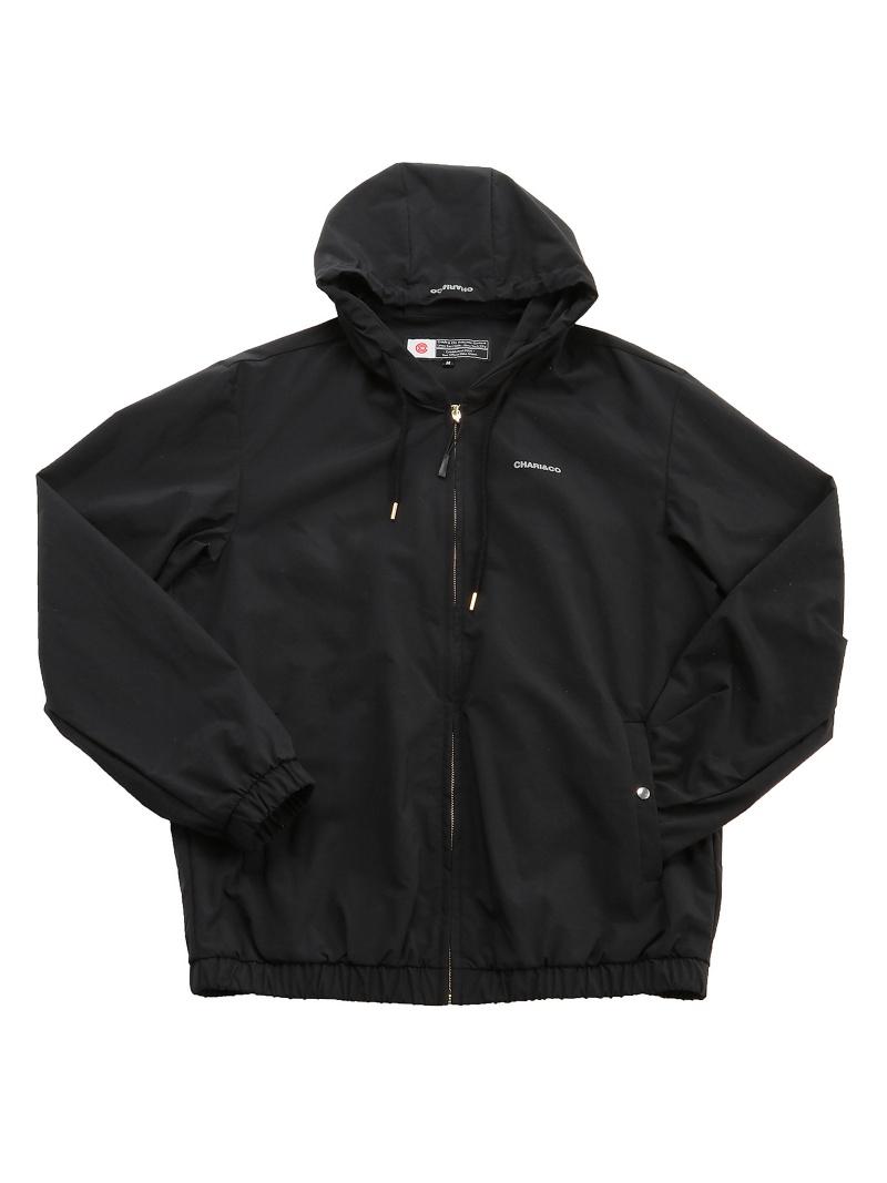 【SALE/30%OFF】BEAMS T CHARI&CO / Zip Up Nylon Jacket ビームスT コート/ジャケット【RBA_S】【RBA_E】【送料無料】