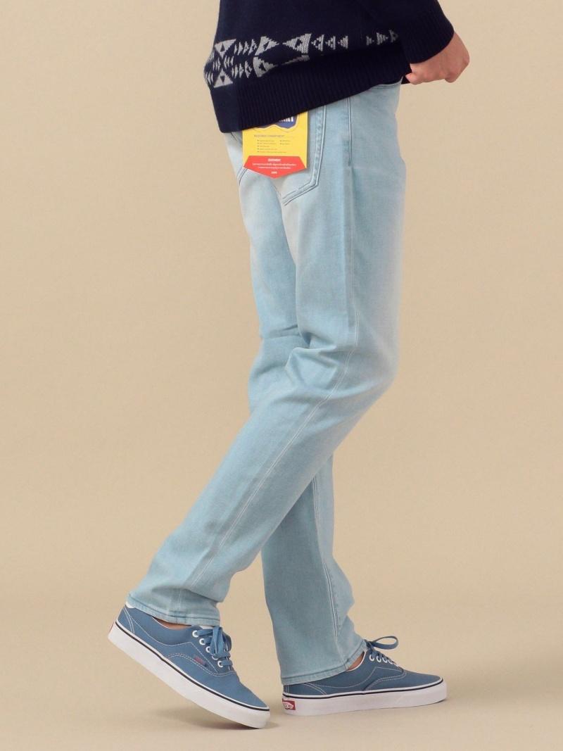 【おトク】 SHIPS SC:【膝抜けしにくい】5ポケット スキニー デニム シップス パンツ/ジーンズ スキニージーンズ ブルー【送料無料】, アートオブポスター 8af10686