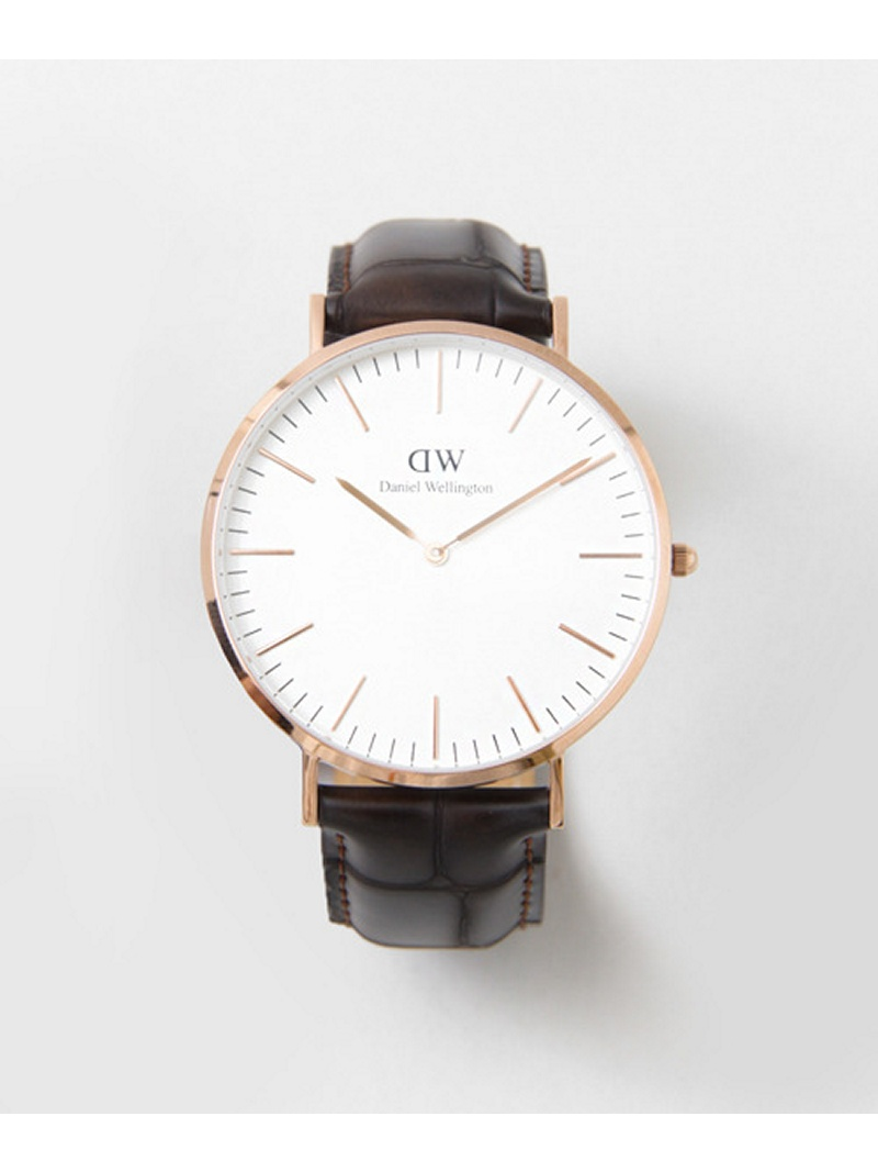 URBAN RESEARCH Daniel Wellington CLASSIC YORK都市研究