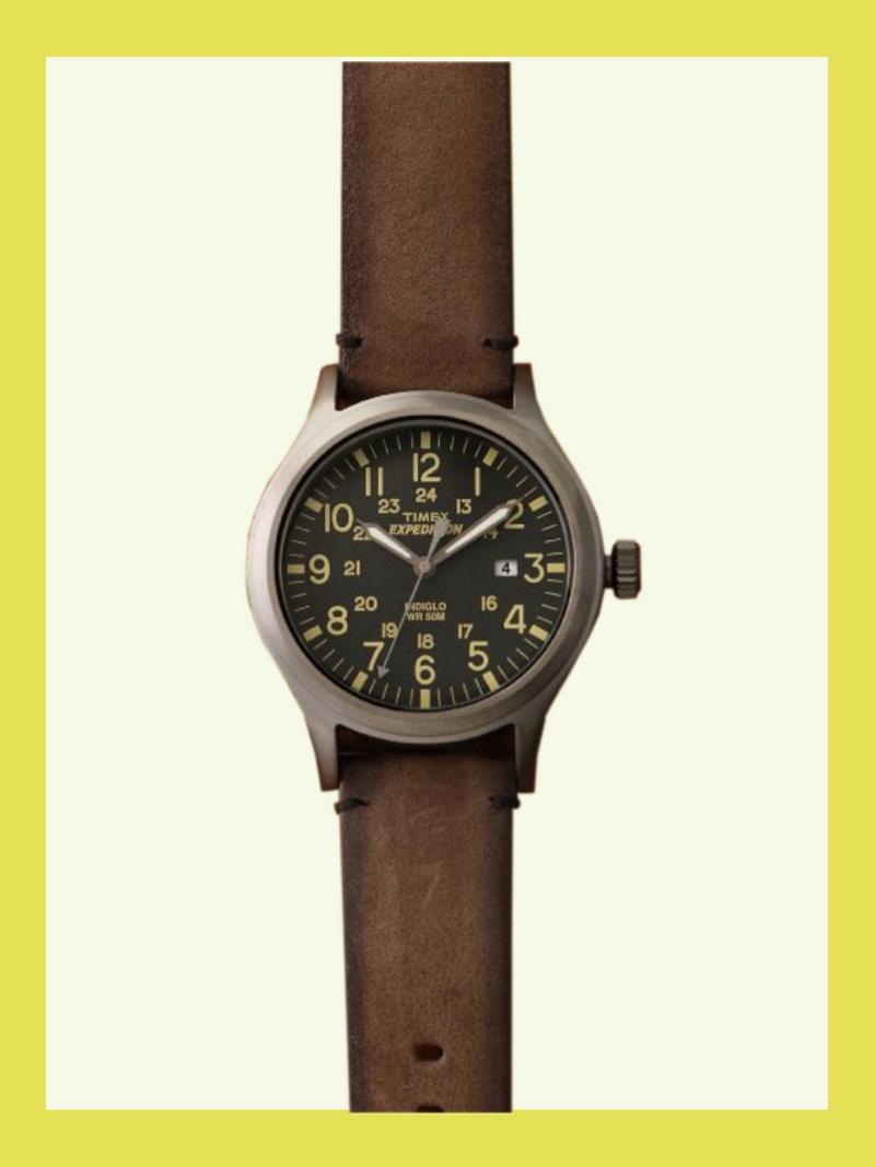 TIMEX 【国内正規品】スカウトメタル タイメックス ファッショングッズ【送料無料】