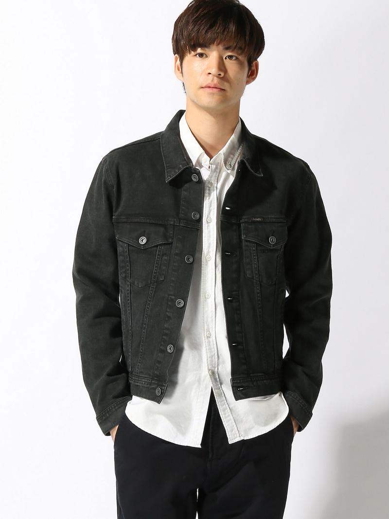 YANUK Men's ジーンジヤケツト ALAN(アラン) ディヴィニーク コート/ジャケット【送料無料】
