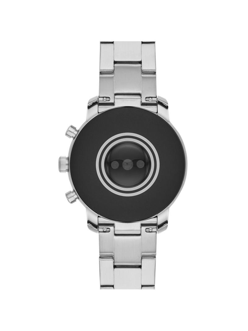 【SALE/25%OFF】FOSSIL Q (M/W)Q EXPLORIST HR フォッシル ファッショングッズ 腕時計 シルバー【RBA_E】【送料無料】