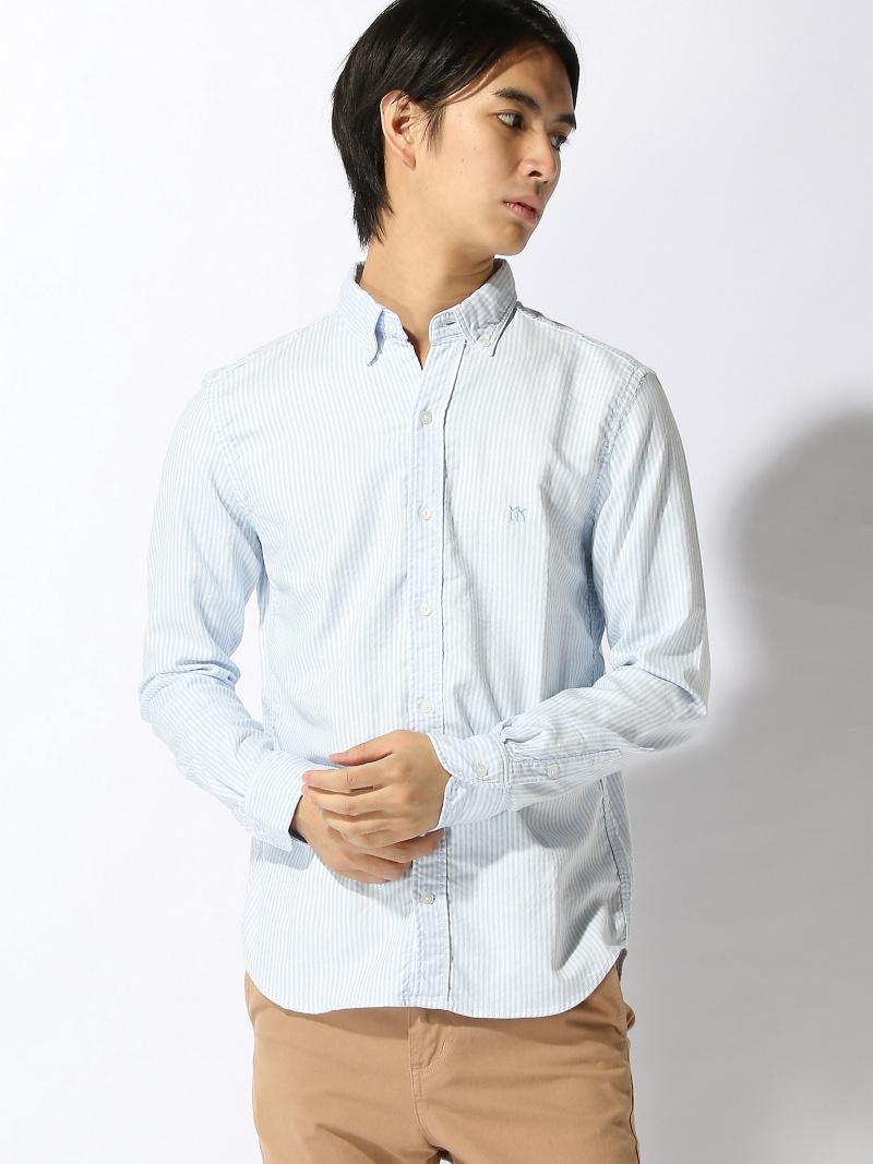 YANUK Men's ボタンダウン シャツ ディヴィニーク シャツ/ブラウス【送料無料】