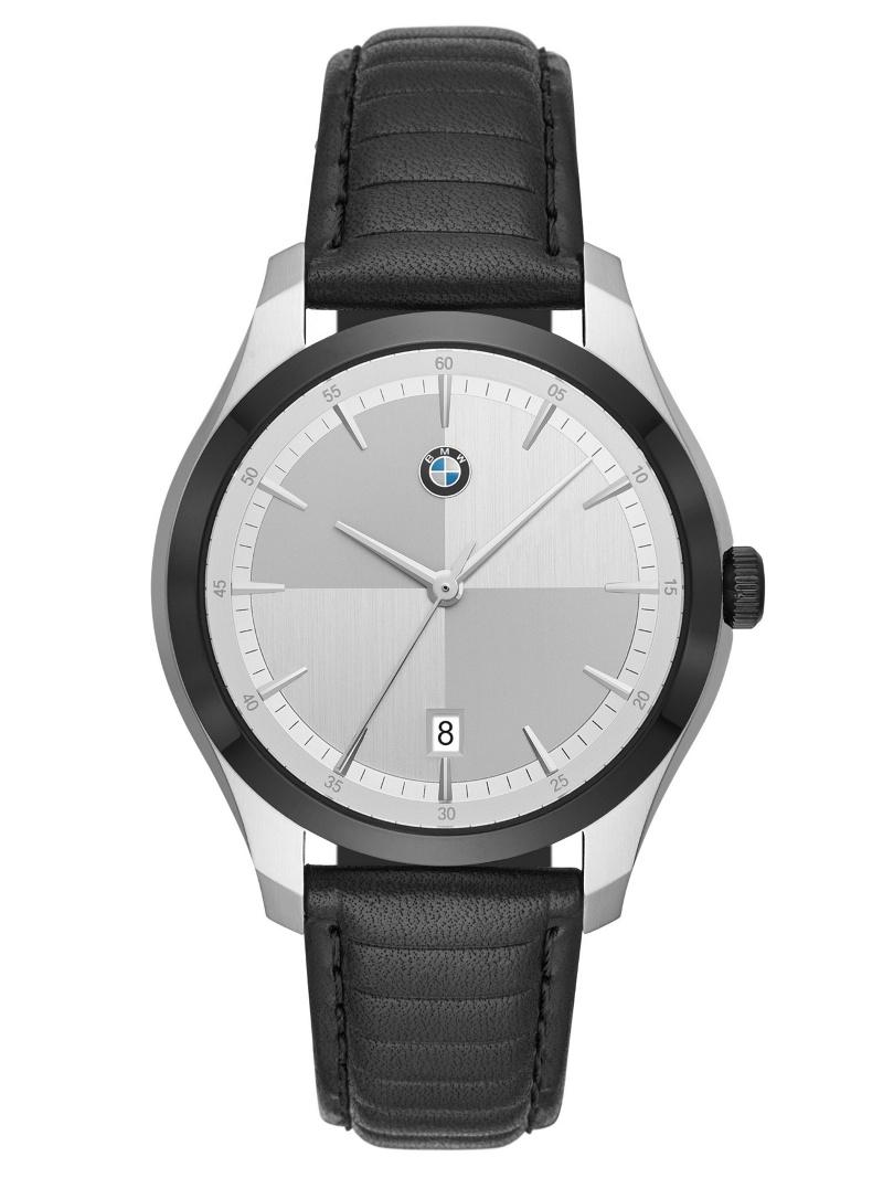 最安値 WATCH STATION 新発売 INTERNATIONAL メンズ ファッショングッズ ウォッチステーションインターナショナル BMW5000 BMW M シルバー 送料無料 腕時計