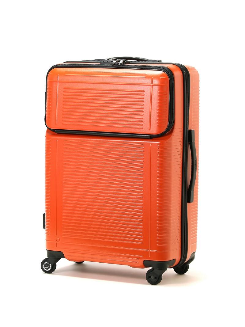 PROTECA Proteca/プロテカ ポケットライナー スーツケース 75リットル エースバッグズアンドラゲッジ バッグ キャリーバッグ オレンジ ブラック ネイビー シルバー【送料無料】