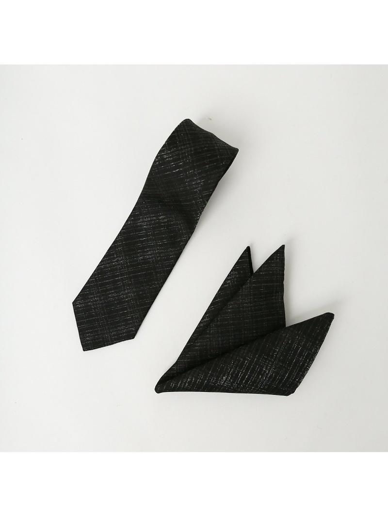 5351POUR LES HOMMES シルバーラメ ネクタイ ゴーサンゴーイチプールオム ファッショングッズ【送料無料】