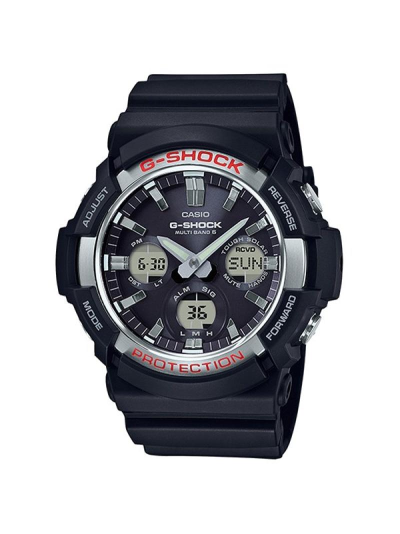 G-SHOCK G-SHOCK/(M)GAW-100-1AJF/SOLAR RADIO カシオ ファッショングッズ 腕時計 ブラック【送料無料】