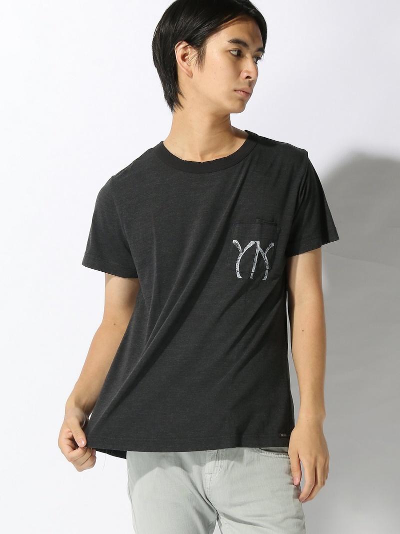 YANUK YANUK MEN/(M)Tシャツ 57281505 ディヴィニーク カットソー YANUK【送料無料 MEN/(M)Tシャツ YANUK】, 大きいサイズメーカー直販Hot-air:cccf2645 --- officewill.xsrv.jp