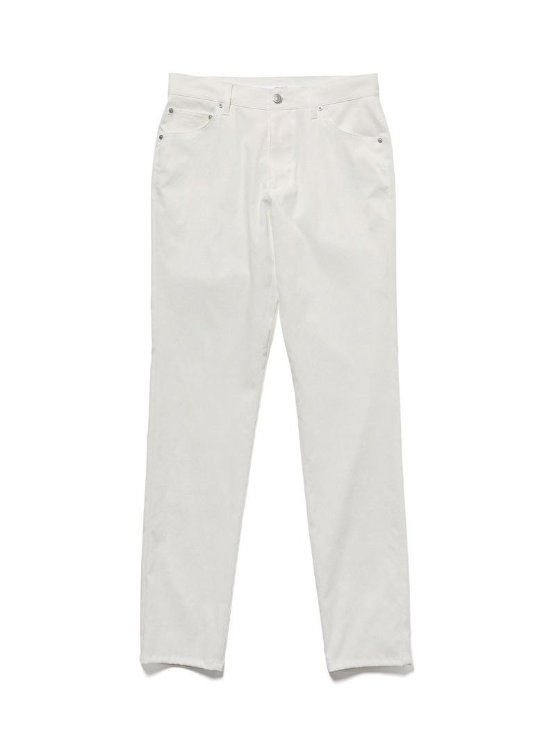 JUN&ROPE' 【撥水】チノストレッチ5ポケットパンツ ジュンアンドロペ パンツ/ジーンズ パンツその他 ホワイト【送料無料】