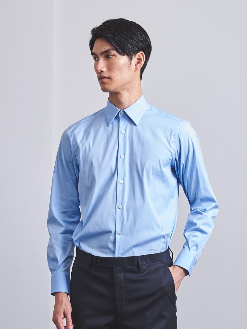 UNITED ARROWS <UNITEDARROWS>ストレッチブロードレギュラーカラーシャツ ユナイテッドアローズ シャツ ARROWS/ブラウス【送料無料 UNITED】, ヤマナカフーズ:3b57eca8 --- officewill.xsrv.jp