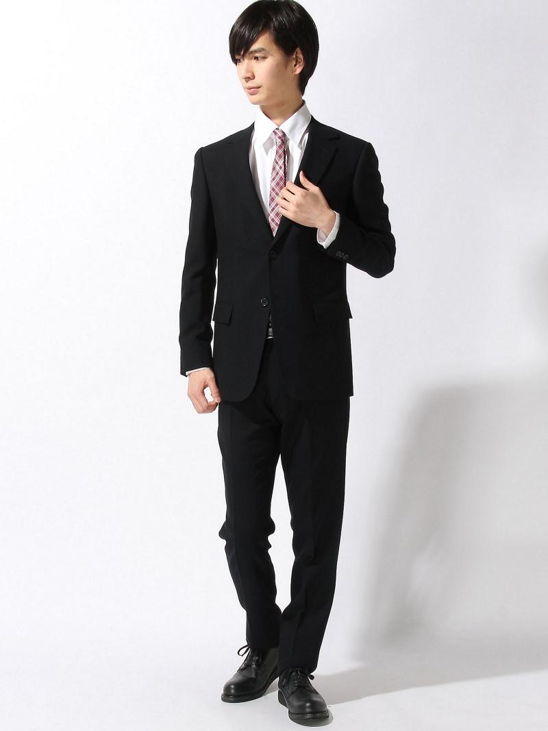 SOCIAL SOCIAL/(M)シングルネイビースーツ カインドウェア ビジネス/フォーマル【RBA_S】【送料無料】