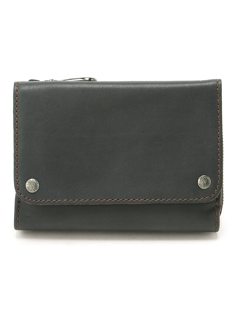 L.E.D.BITES 三つ折り財布 <カウアッシュ> ガーデンズエルイーディー 財布/小物【送料無料】