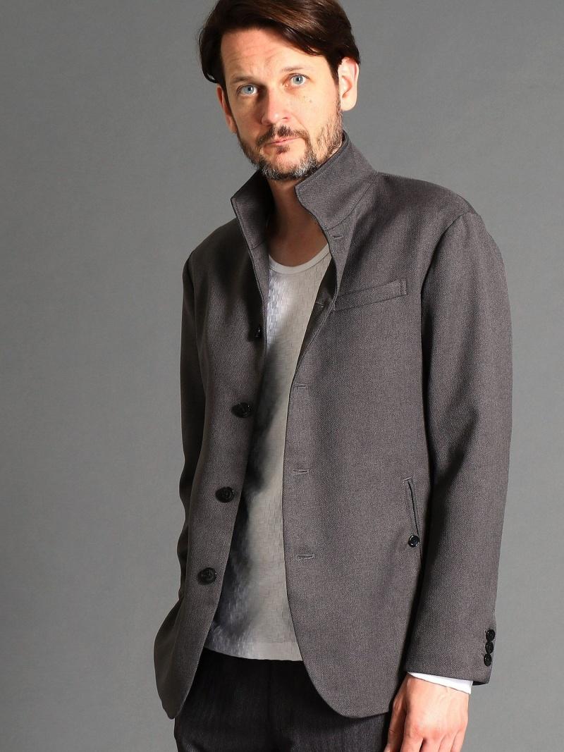 HIDEAWAYS NICOLE ウールスタンドジャケット ニコル コート/ジャケット【送料無料】